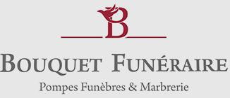 Bouquet funéraire - Pompes funèbres & Marbrerie - Romorantin Lanthenay